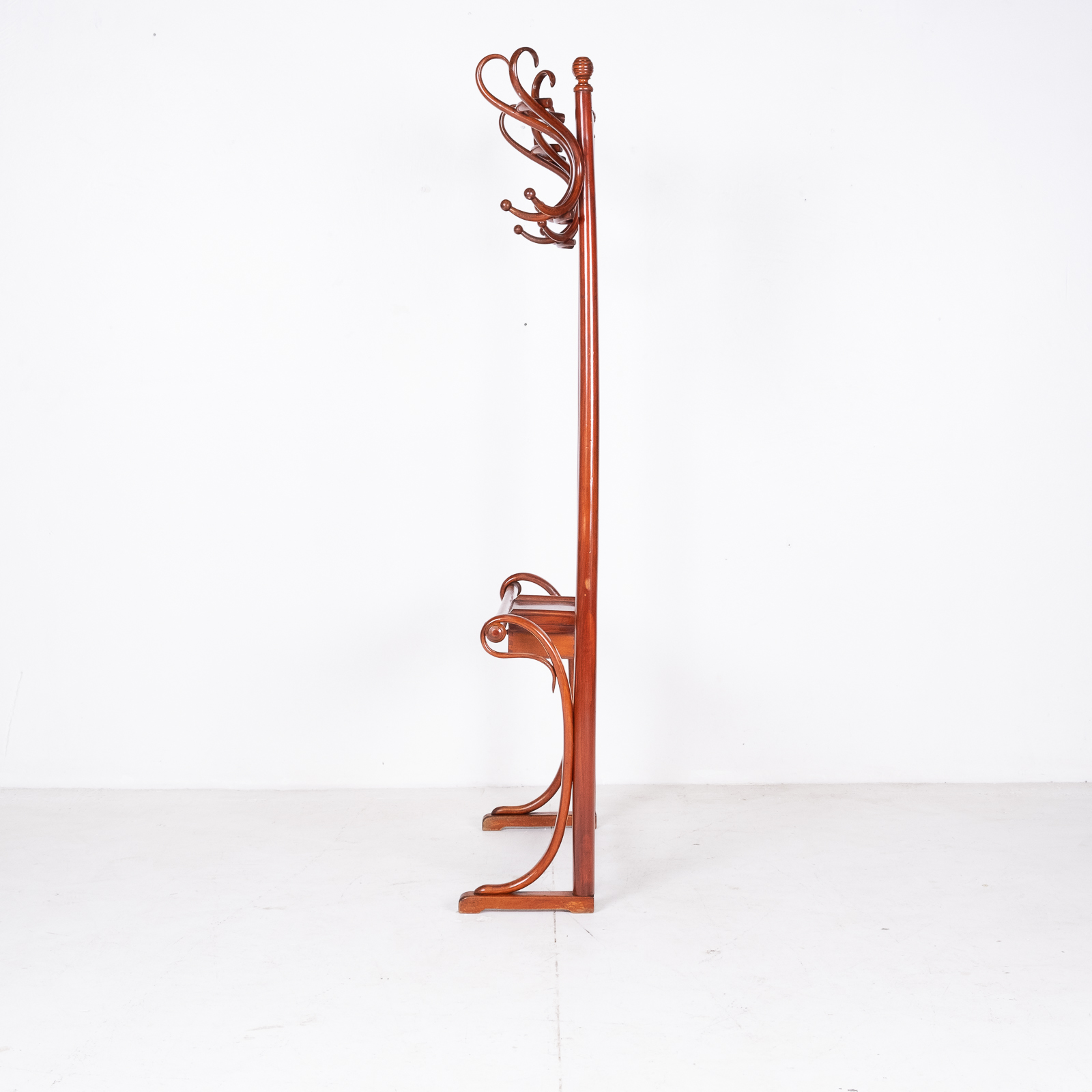 Model No. 4 Coat Stand By Michael Thonet For Thonet, Vienna, 1910003