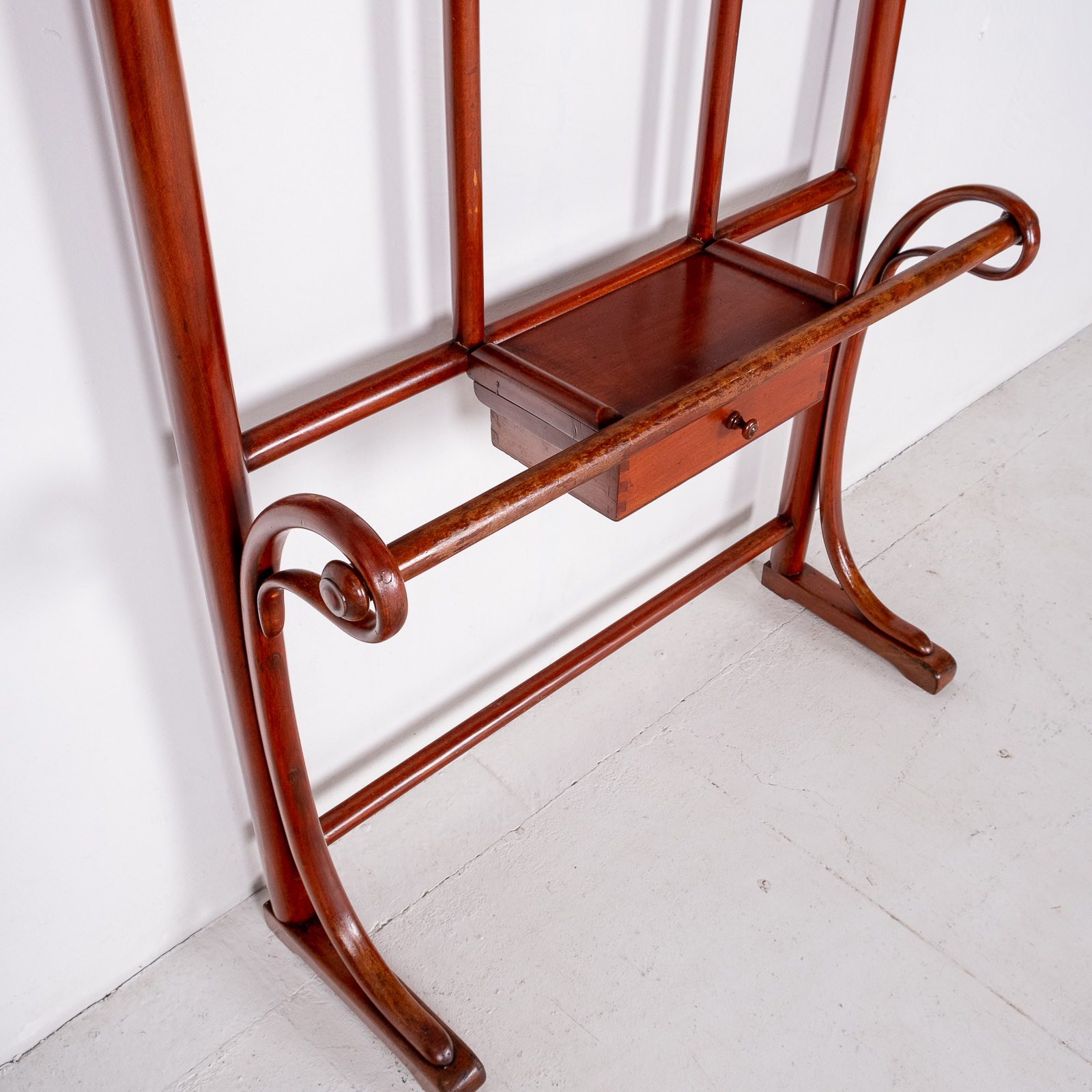 Model No. 4 Coat Stand By Michael Thonet For Thonet, Vienna, 1910005