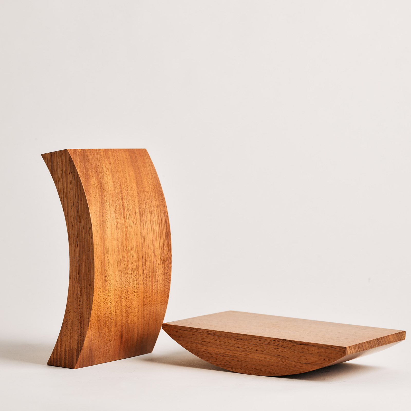 Timber Forms In Tasmanian Blackwood And Limited Edition By Zachary Frankel 5