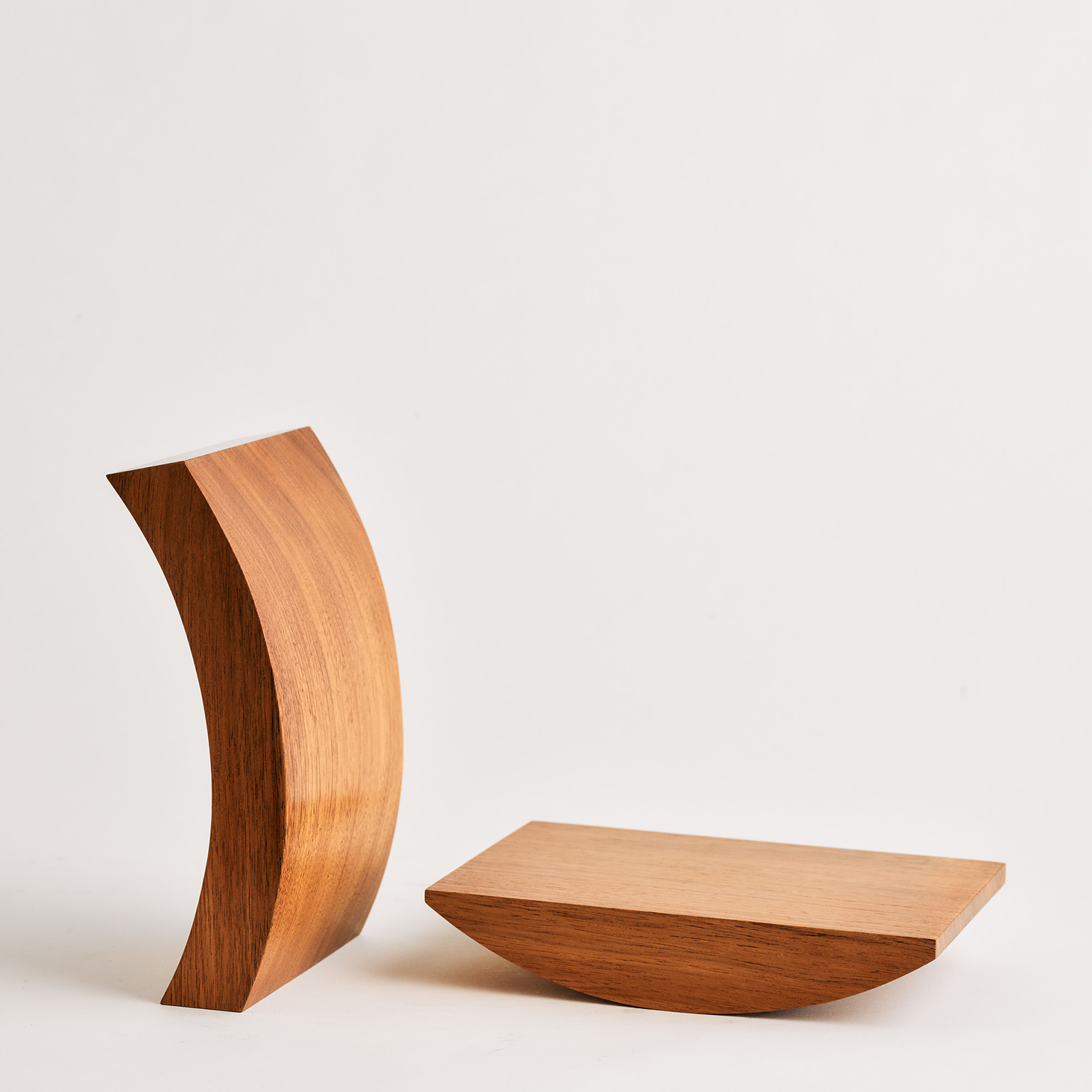 Timber Forms In Tasmanian Blackwood And Limited Edition By Zachary Frankel 9