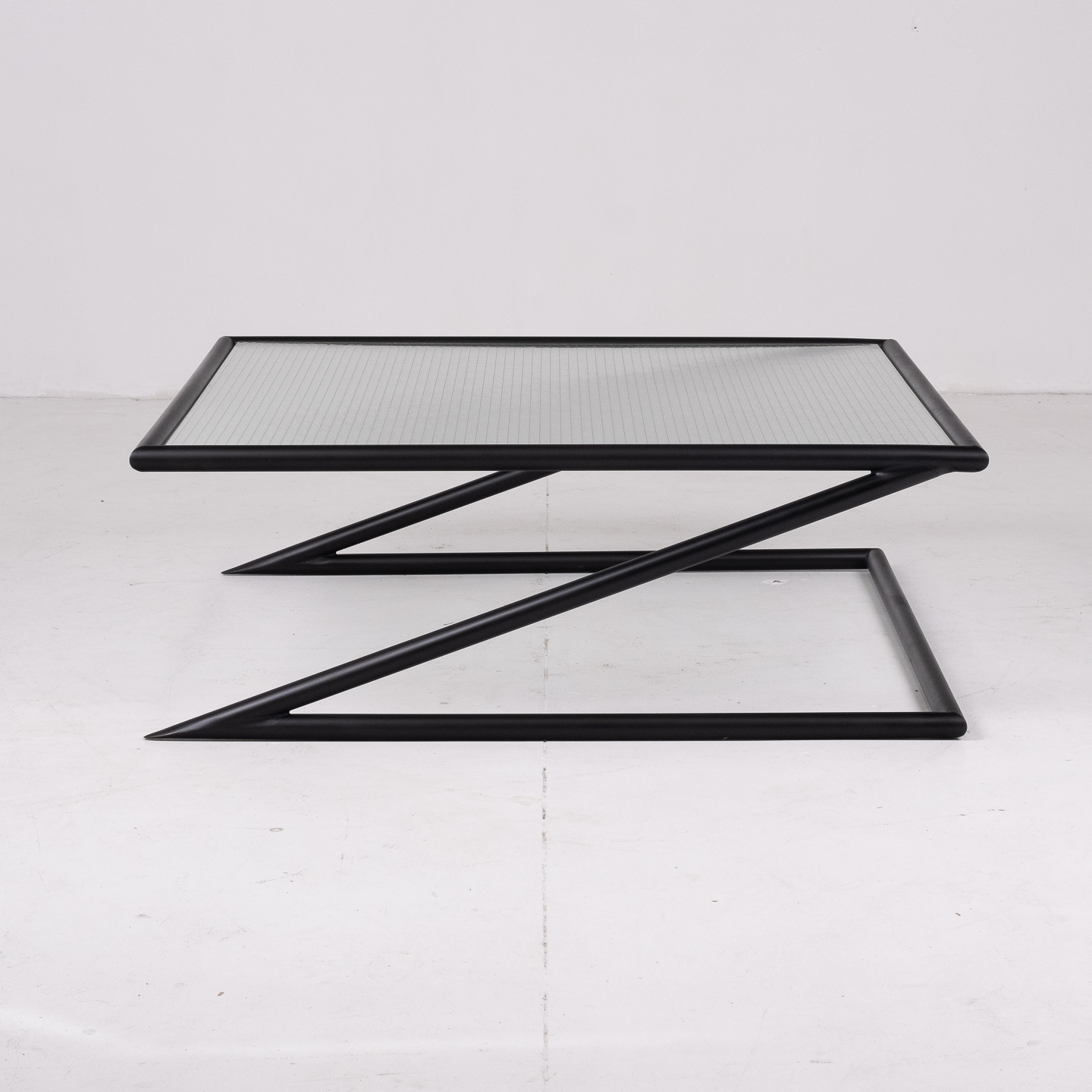 'z' Coffee Table By Harvink, 1980s, The Netherlands 16
