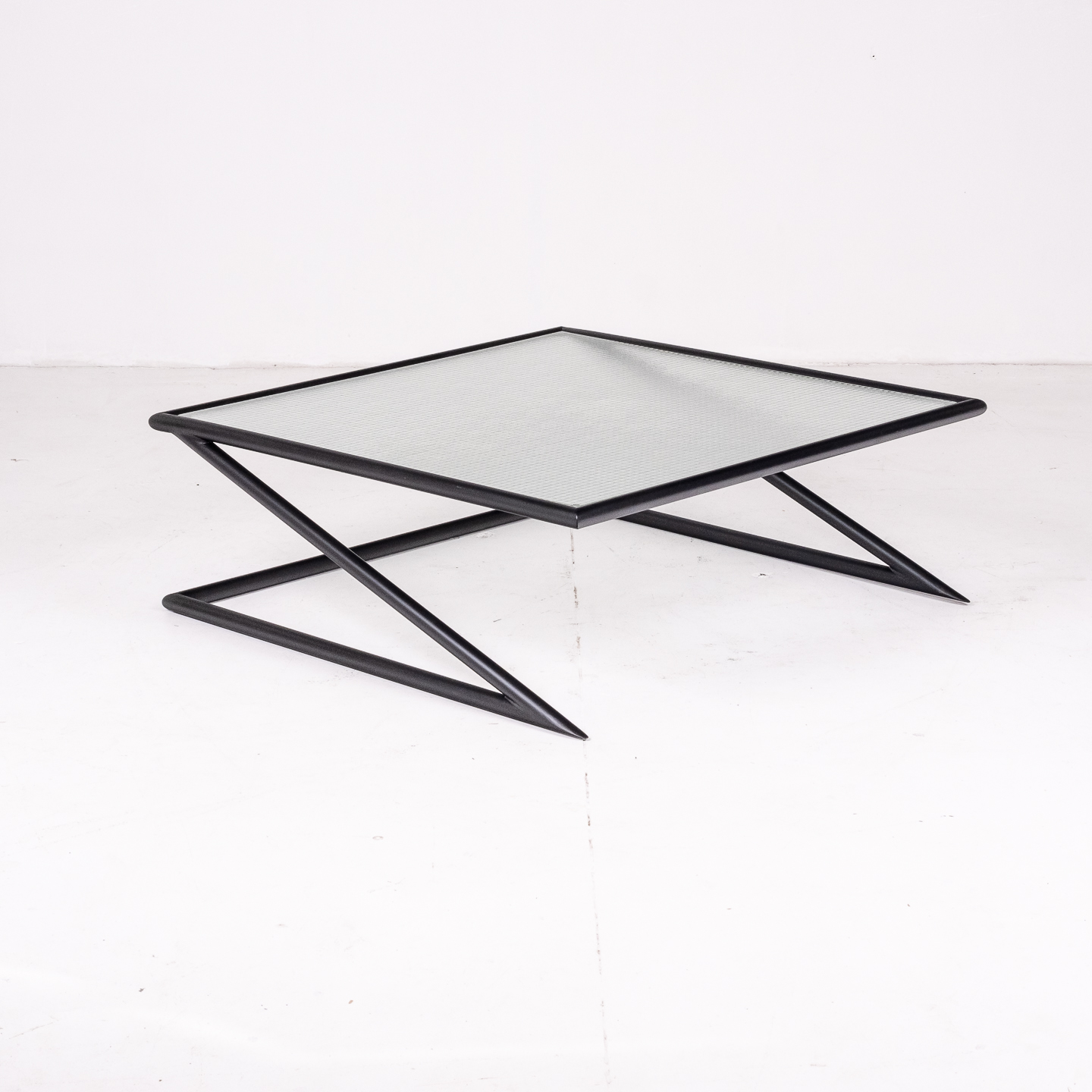 'z' Coffee Table By Harvink, 1980s, The Netherlands 29