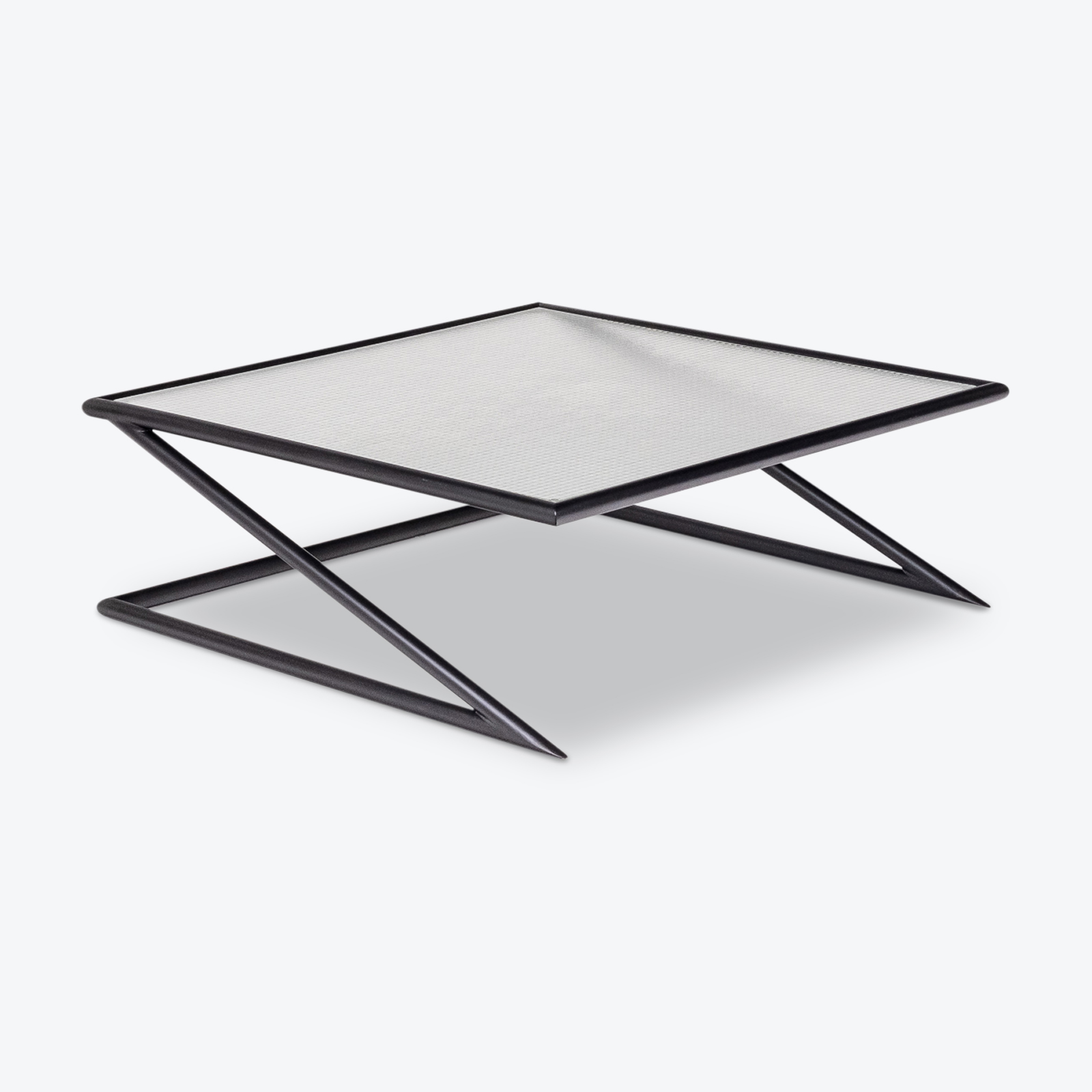 'z' Coffee Table By Harvink, 1980s, The Netherlands Hero