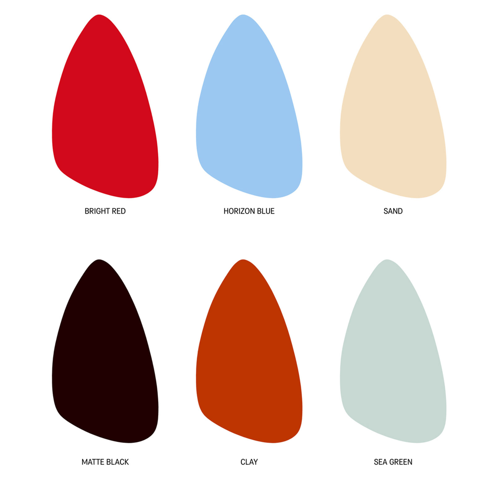Nicole Lawrence Swatches 2021