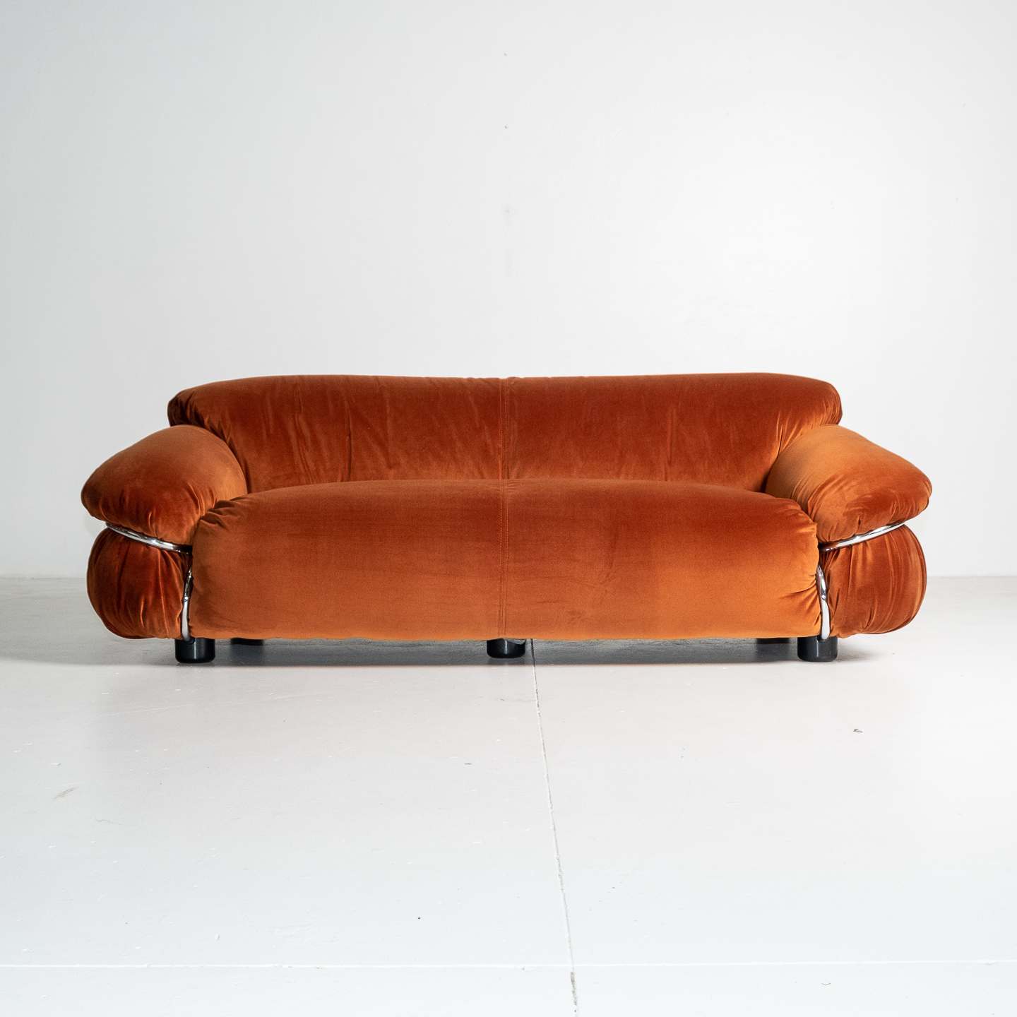 Model 595 Sesann Sofa By Gianfranco Frattini For Cassina, 1970s, Italy 180