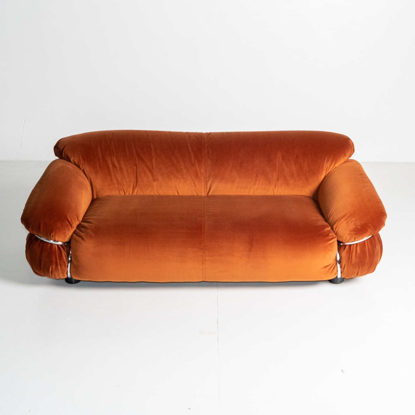Model 595 Sesann Sofa By Gianfranco Frattini For Cassina, 1970s, Italy 183