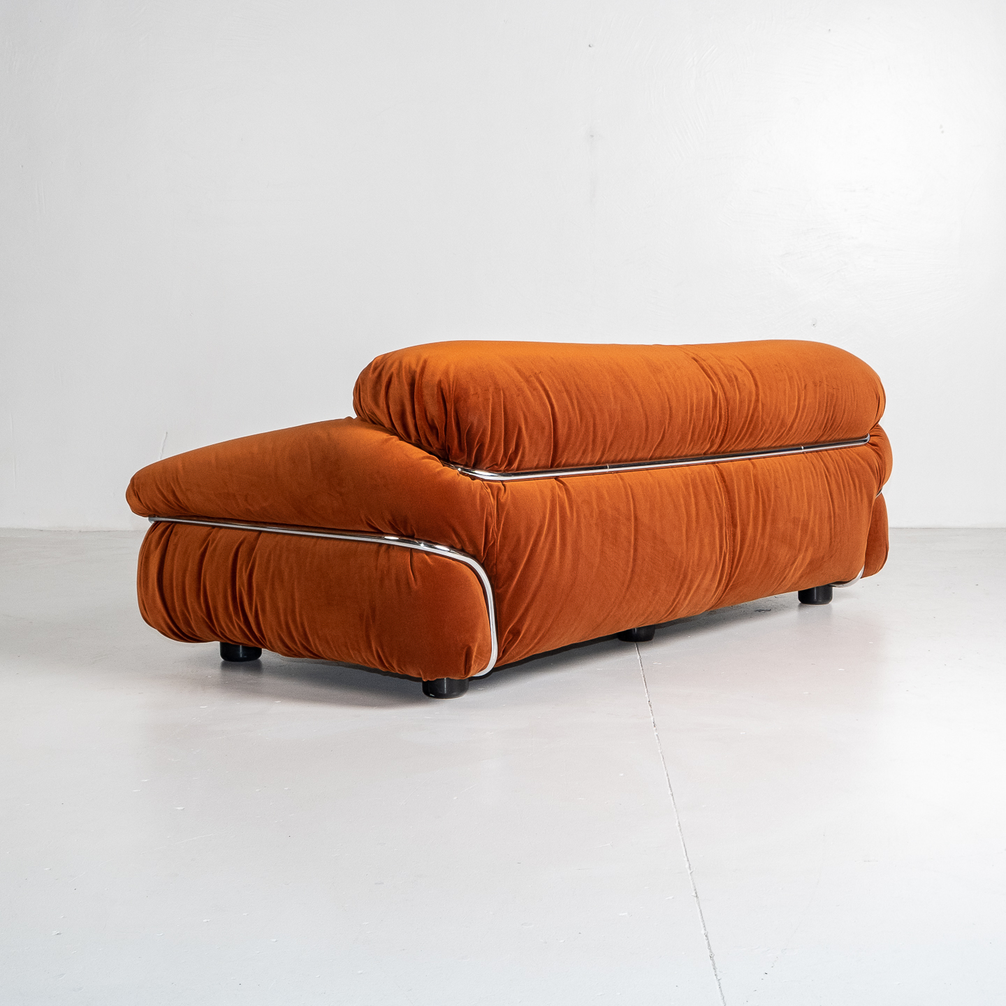 Model 595 Sesann Sofa By Gianfranco Frattini For Cassina, 1970s, Italy 199