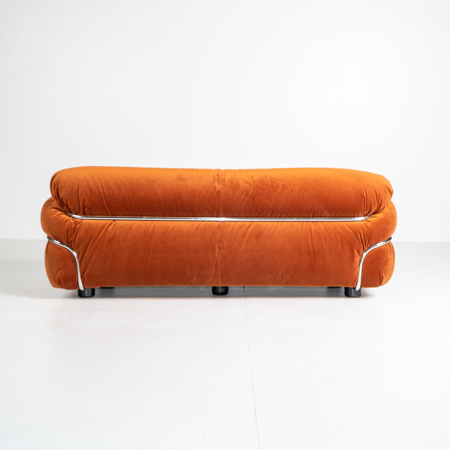 Model 595 Sesann Sofa By Gianfranco Frattini For Cassina, 1970s, Italy 202