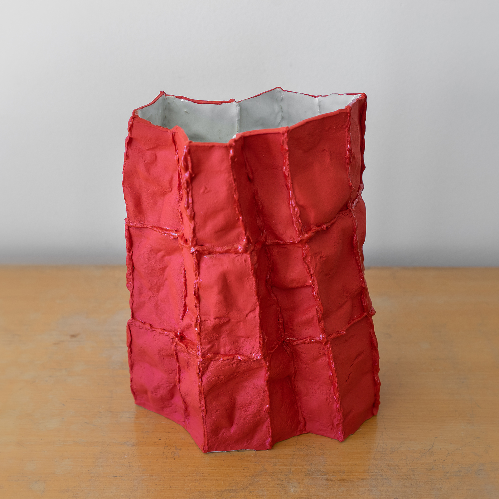 In Flux Red Lucy Tolan Hero