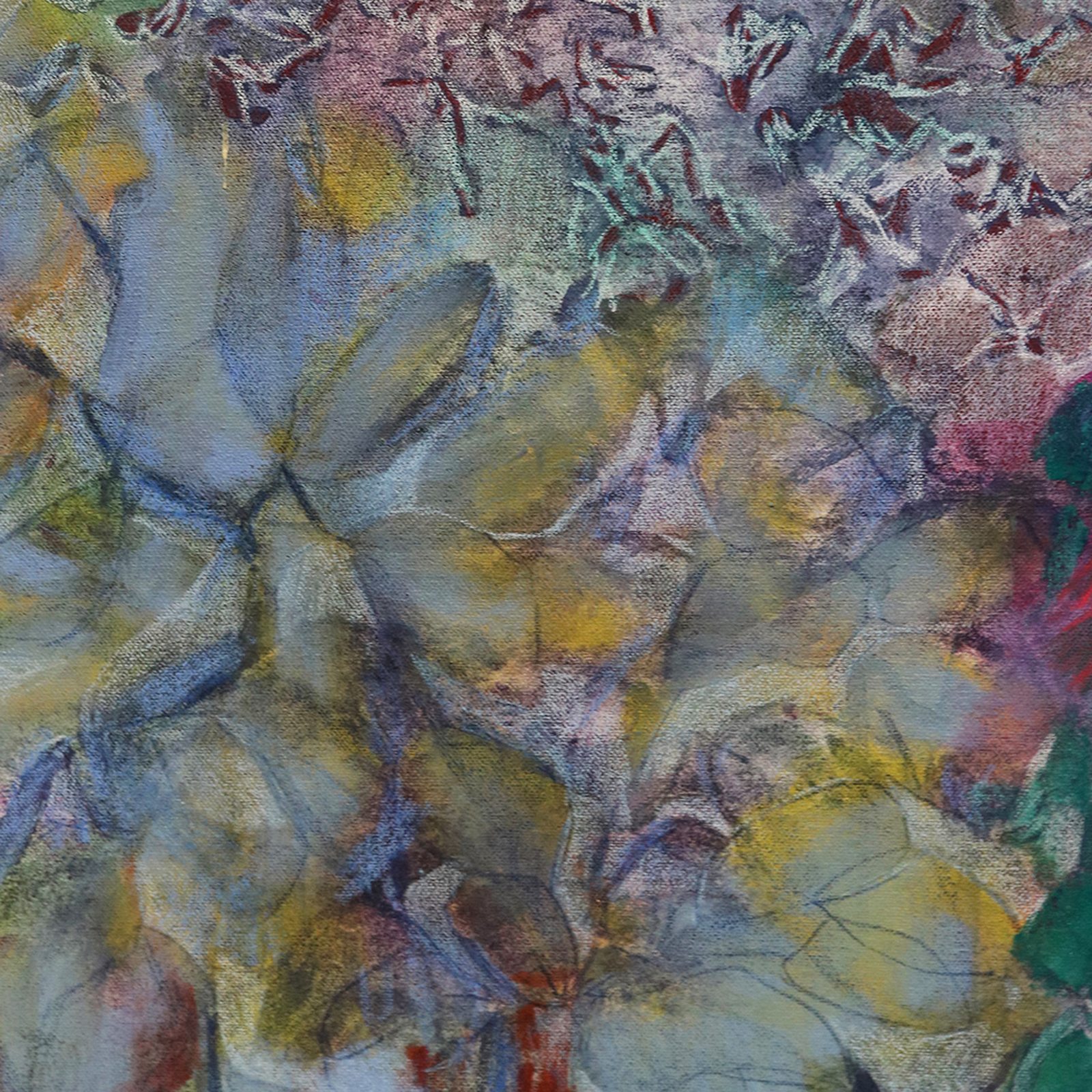 Was The Mist Lazy In Its Blue Haze Amy Wright Detail1
