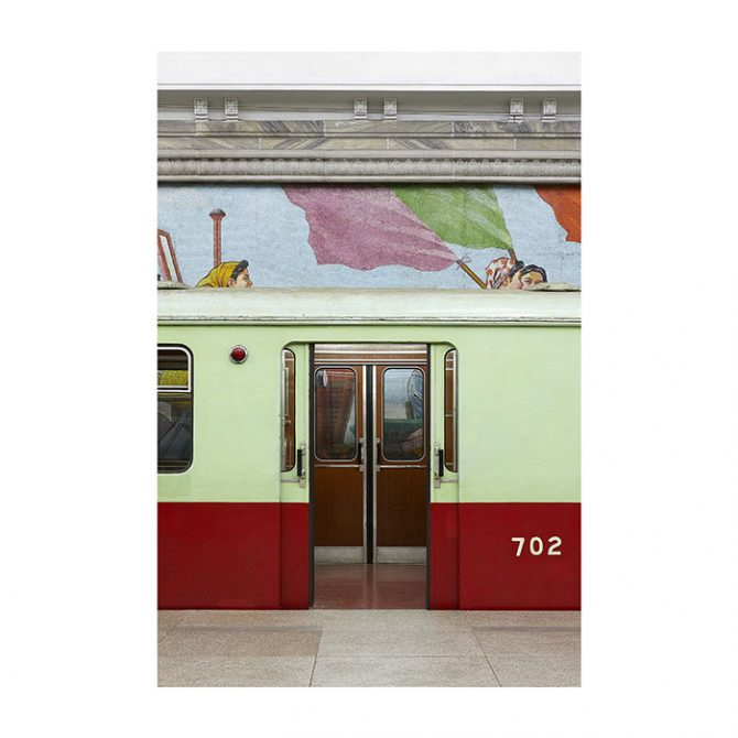 U Bahn Carriage Dave Kulesza Thumb