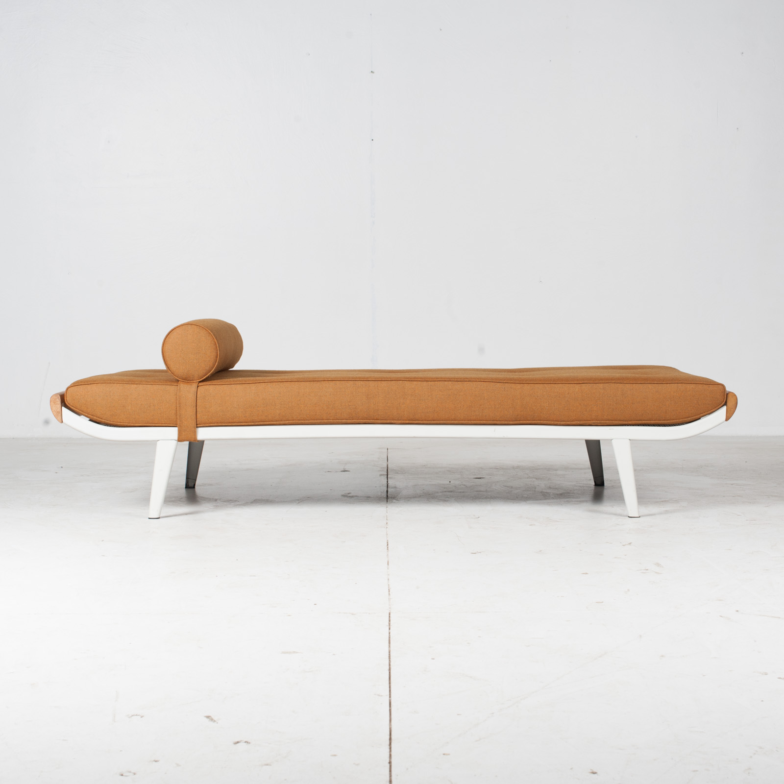 Cleopatra Daybed By Andre Cordemeyer For Auping In White Frame, 1950s, The Netherlands19
