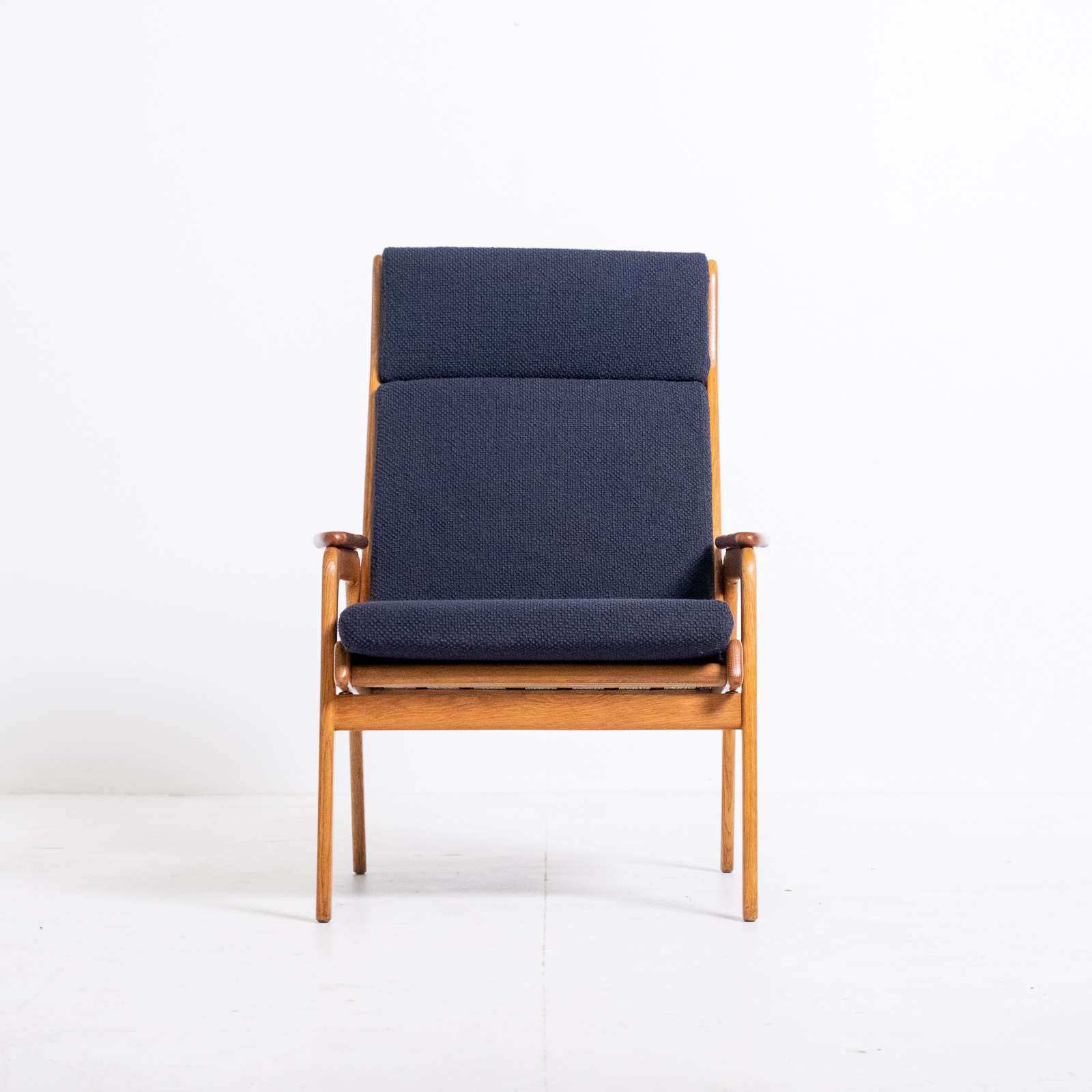 Lotus Armchair By Rob Parry For De Ster Gelderland, 1950s, The Netherlands 01