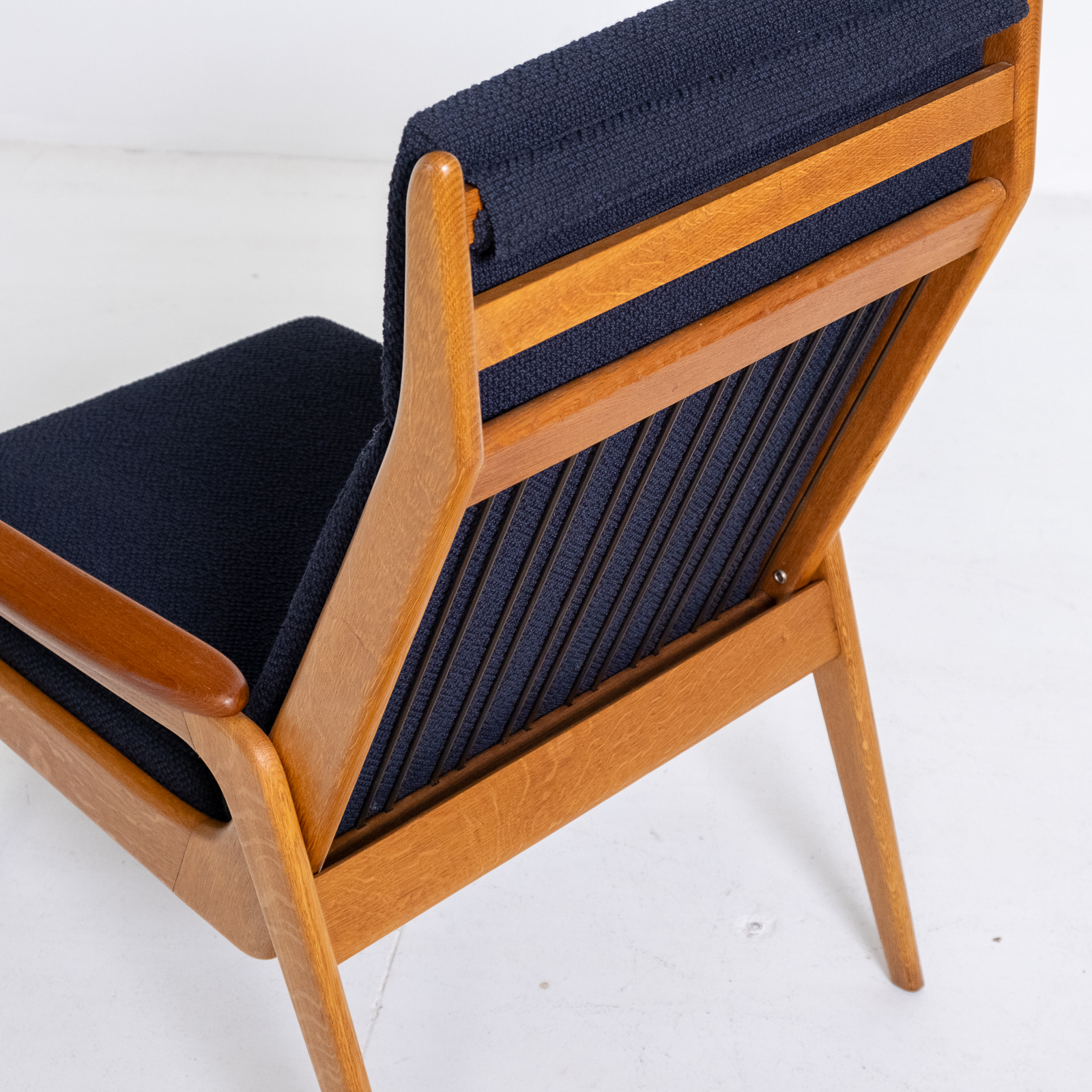 Lotus Armchair By Rob Parry For De Ster Gelderland, 1950s, The Netherlands 02