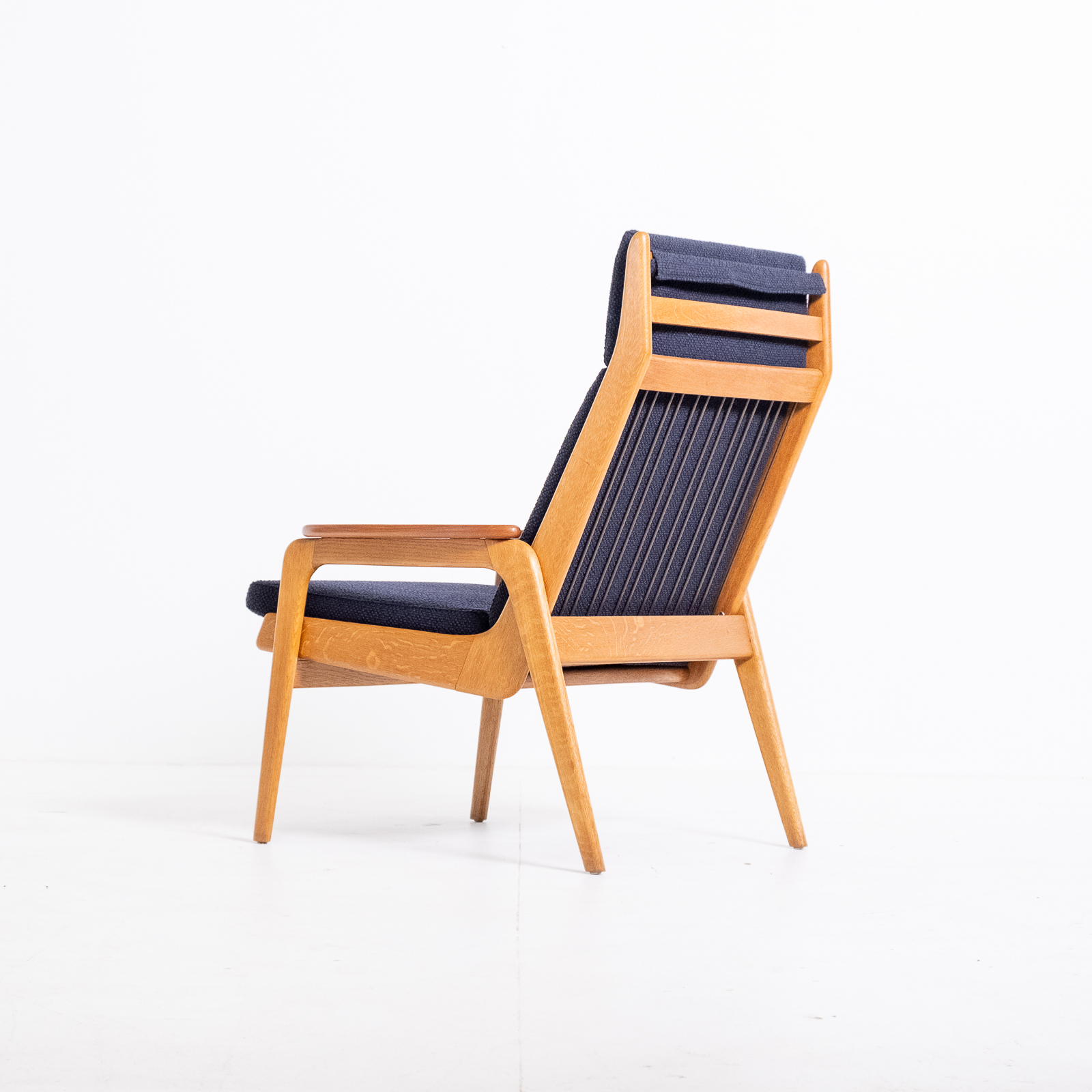 Lotus Armchair By Rob Parry For De Ster Gelderland, 1950s, The Netherlands 03