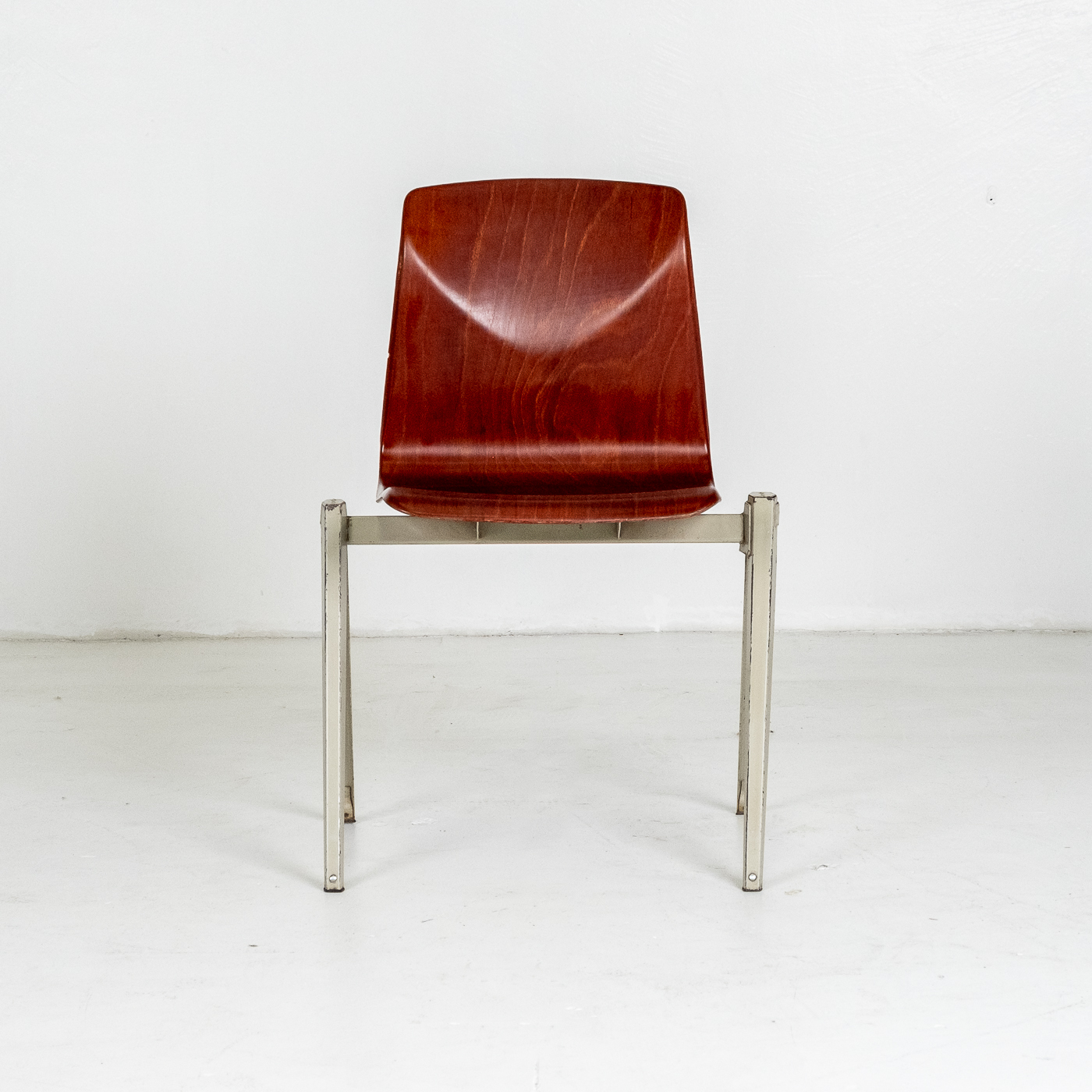 Model S22 Dining Chair By Galvanitas, 1960s, The Netherlands 11
