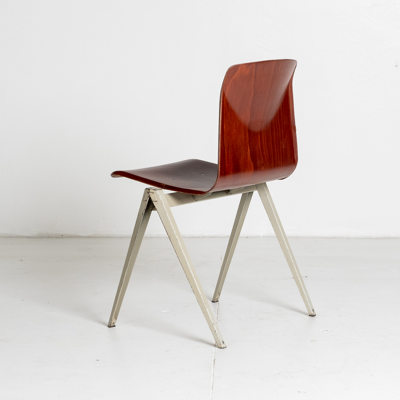 Model S22 Dining Chair By Galvanitas, 1960s, The Netherlands 15