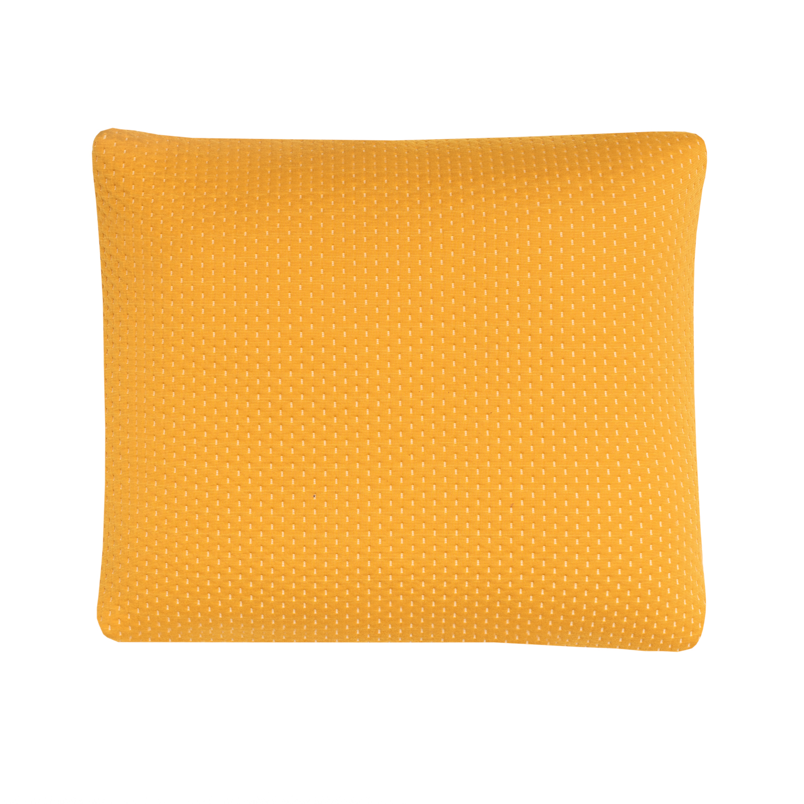Permanent Future Easey Sofa Cushion Large Zoom Yellow Pf Ea Cu L Zy Front View