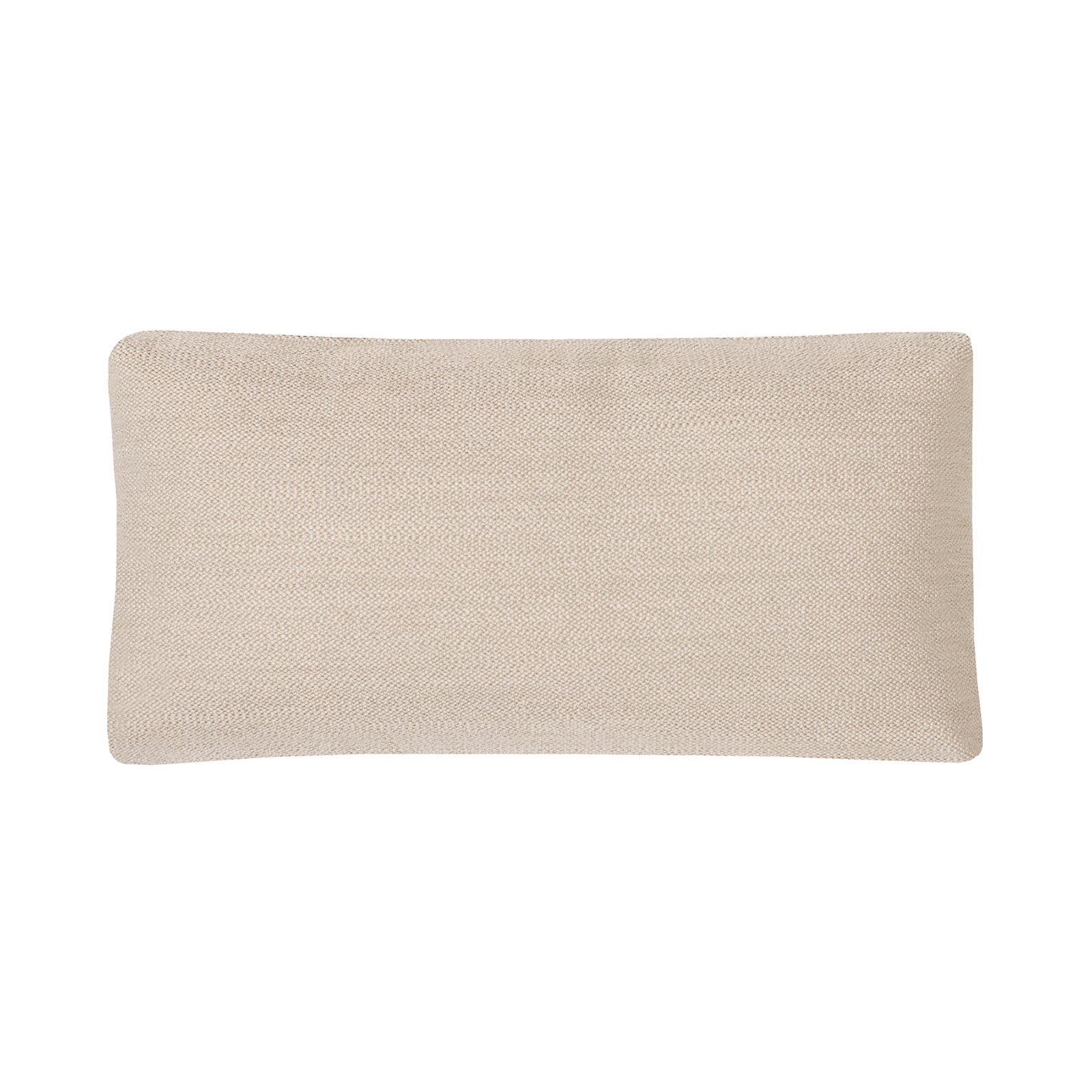 Permanent Future Perry Sofa Cushion Small Pure Pumice Pf Pr Cu S Pp Front View