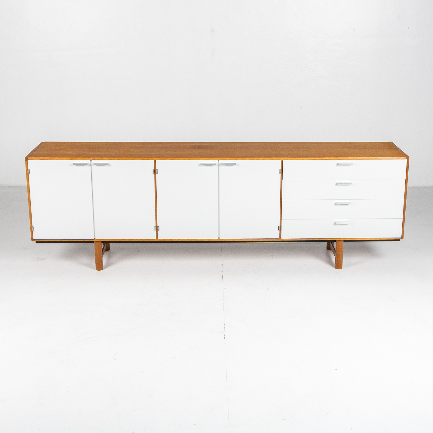 'made To Measure' Sideboard By By Cees Braakman For Pastoe, 1960s, The Netherlands 72