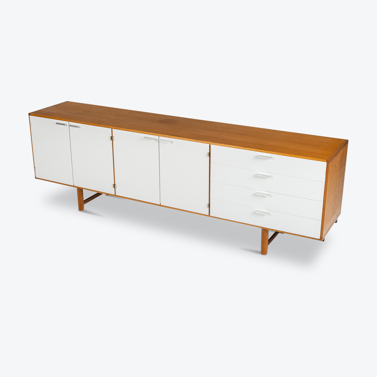 'made To Measure' Sideboard By By Cees Braakman For Pastoe, 1960s, The Netherlands Hero