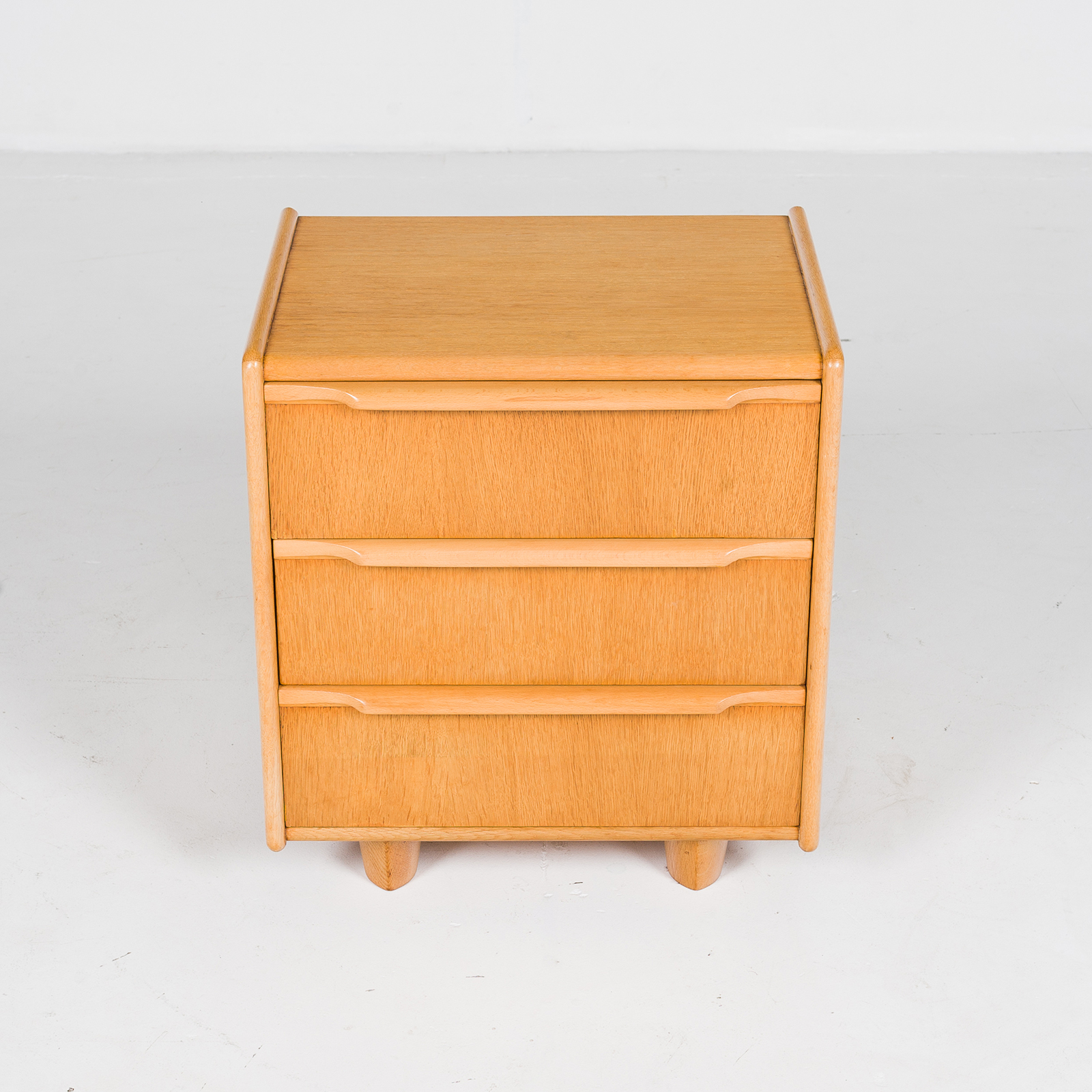 Oak Series Cabinet By Cees Braakman For Pastoe, 1950s, The Netherlands21