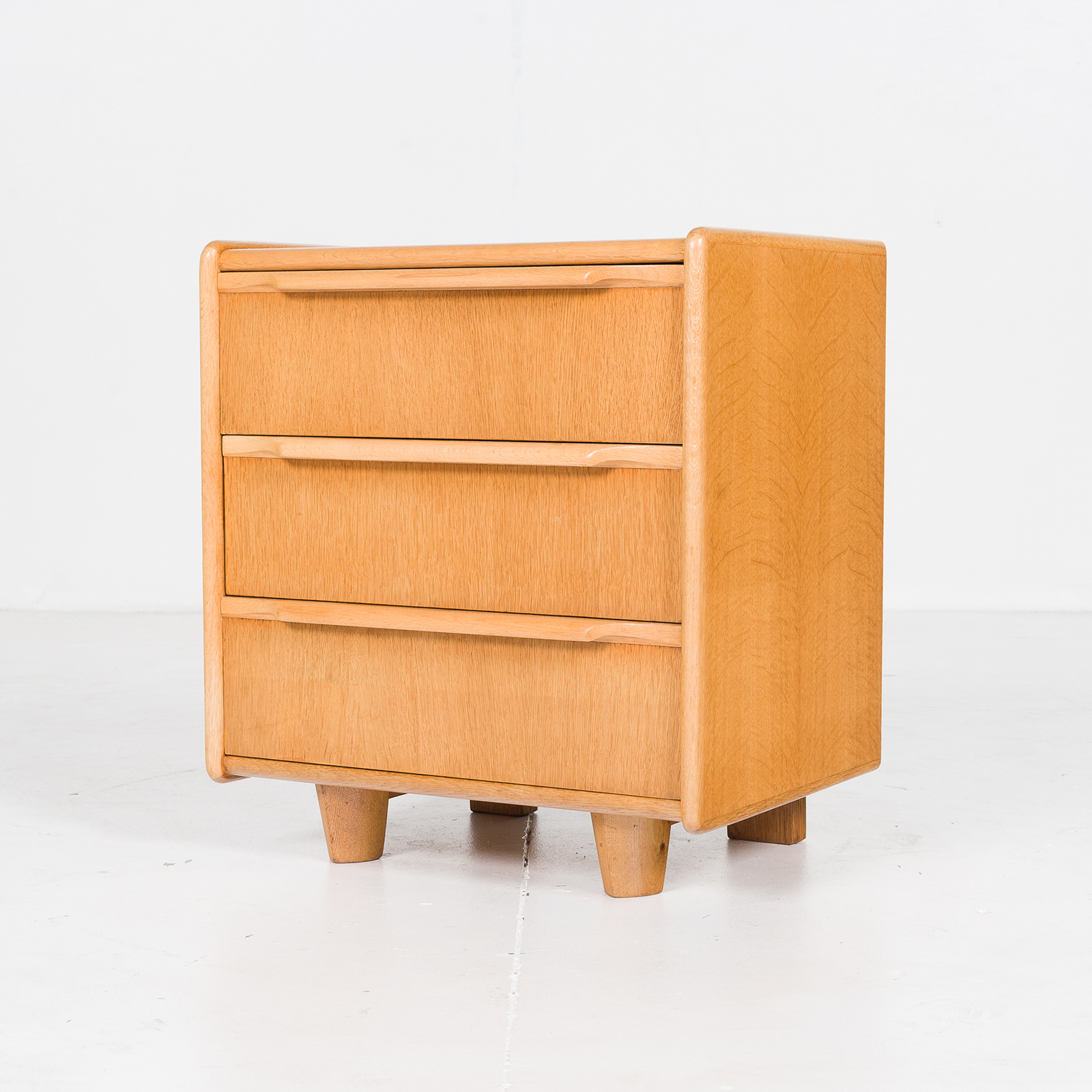 Oak Series Cabinet By Cees Braakman For Pastoe, 1950s, The Netherlands22