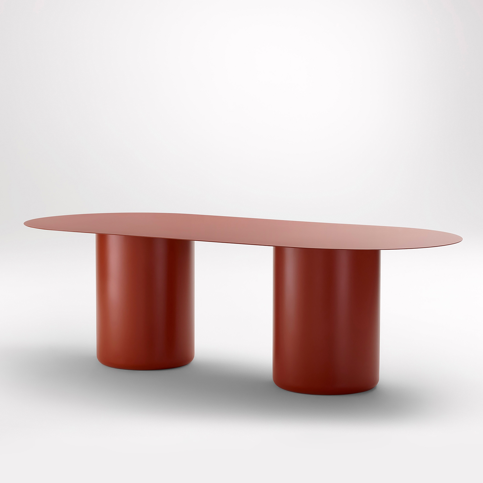 Sequence Dining Oval Coco Flip Headlandred Hero