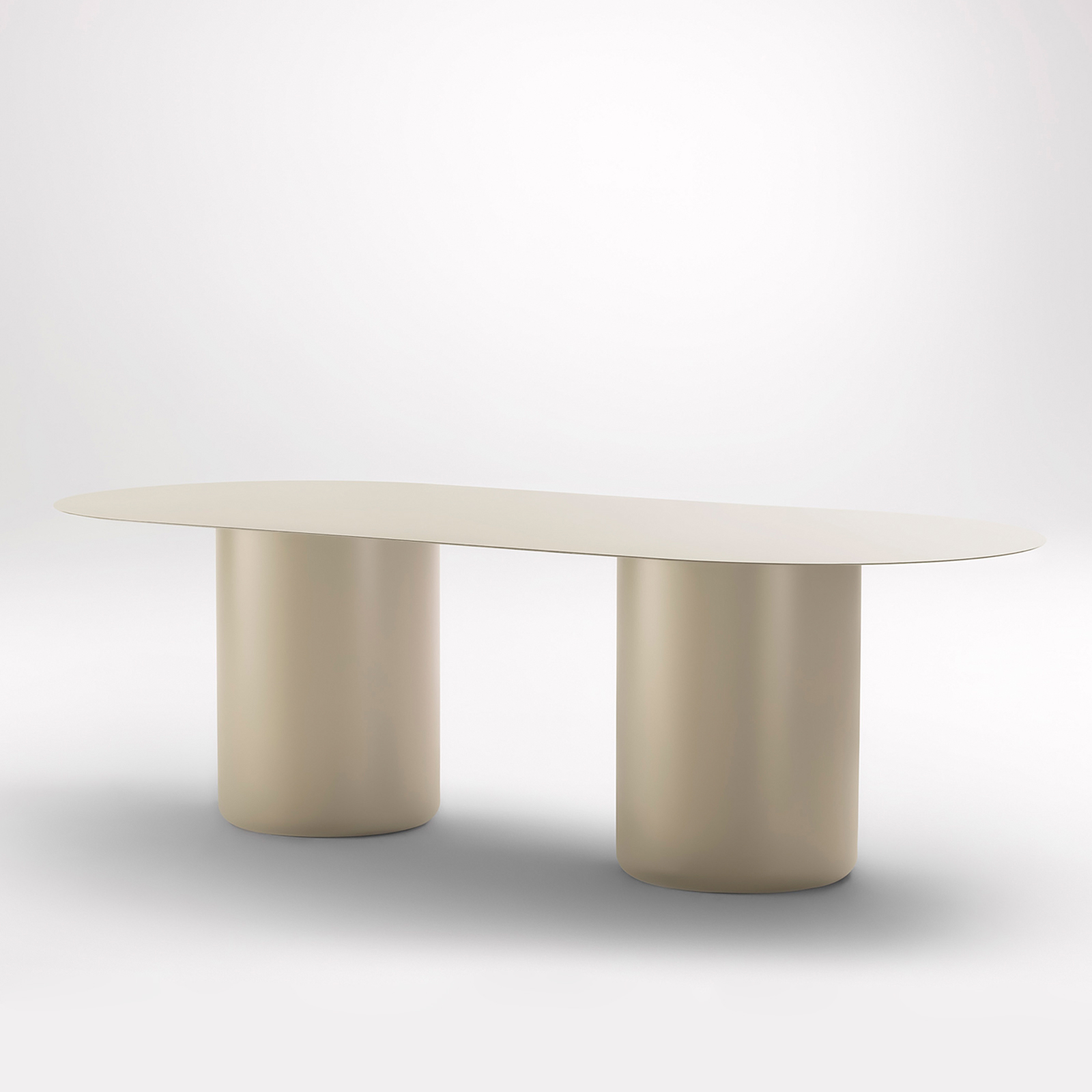 Sequence Dining Oval Coco Flip Paperbark Hero