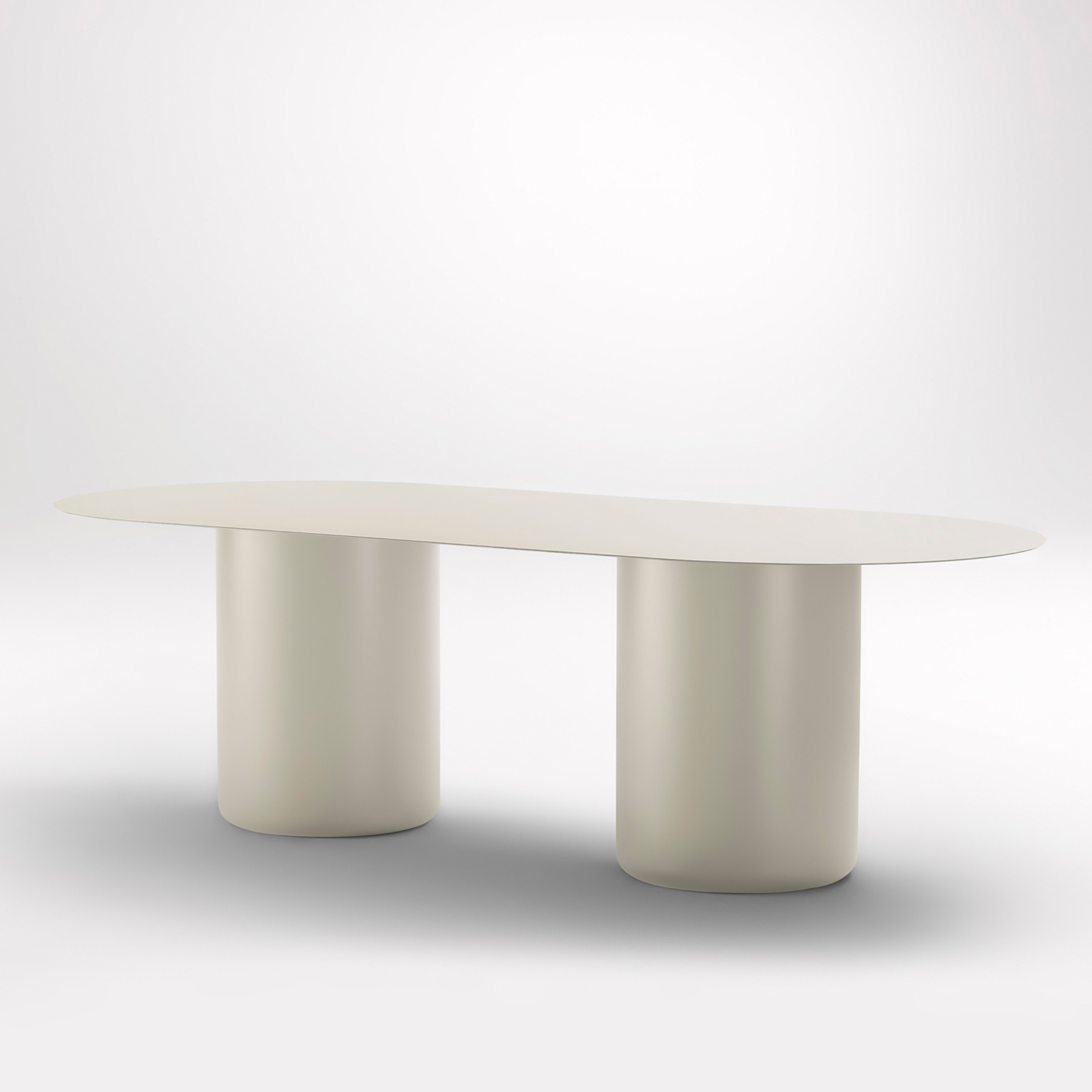 Sequence Dining Oval Coco Flip Surfmist Hero