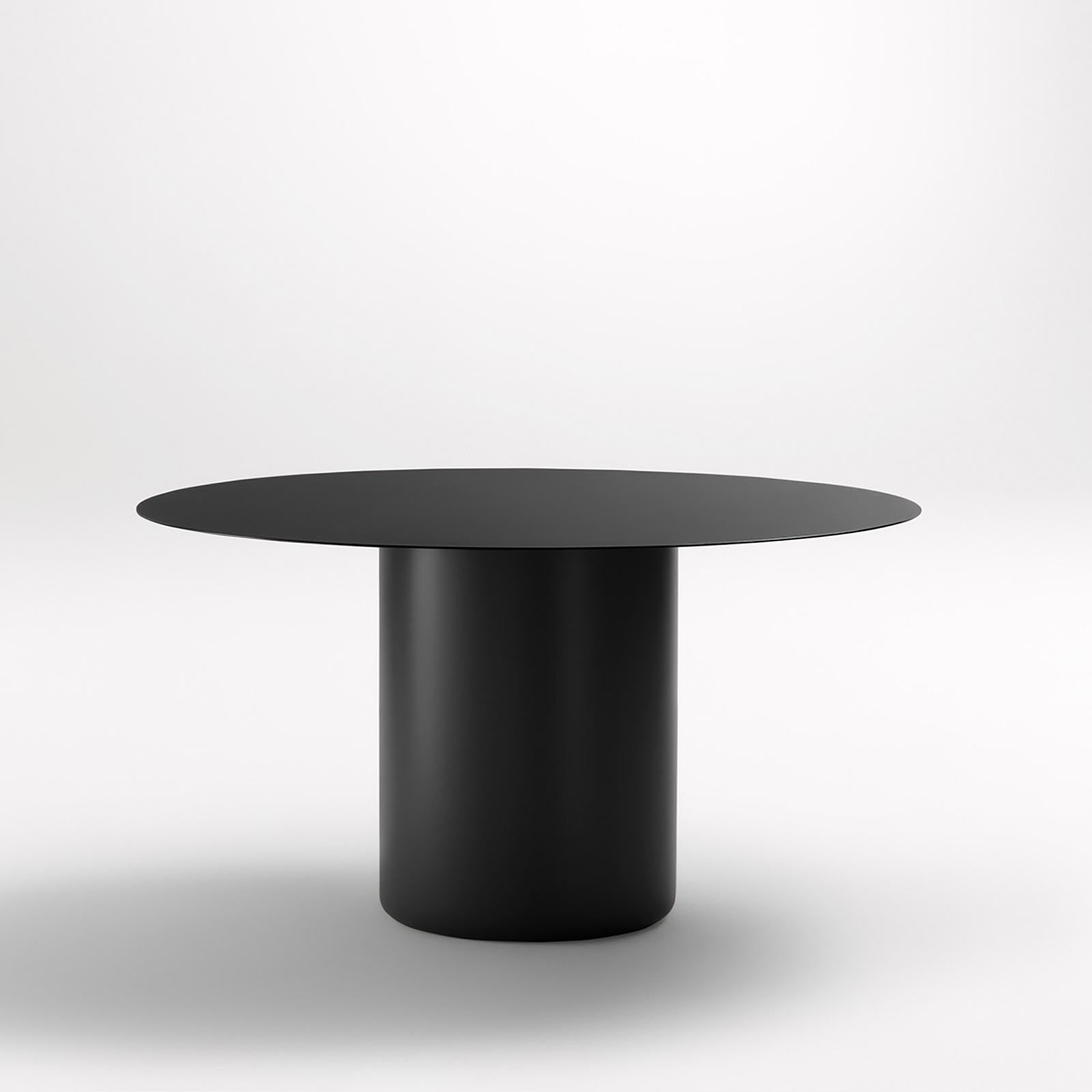 Sequence Dining Round Coco Flip Black
