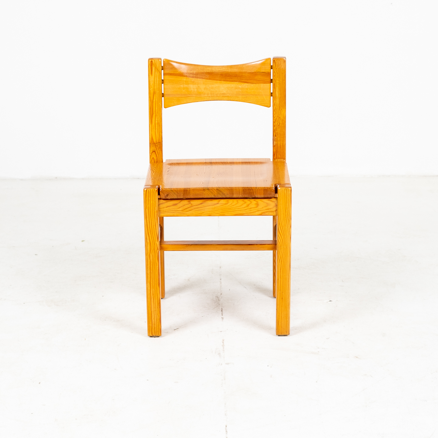 Set Of 10 Dining Chairs By Ilmari Tapiovaara For For Laukaan Puu Oy, 1960's, Finland 5