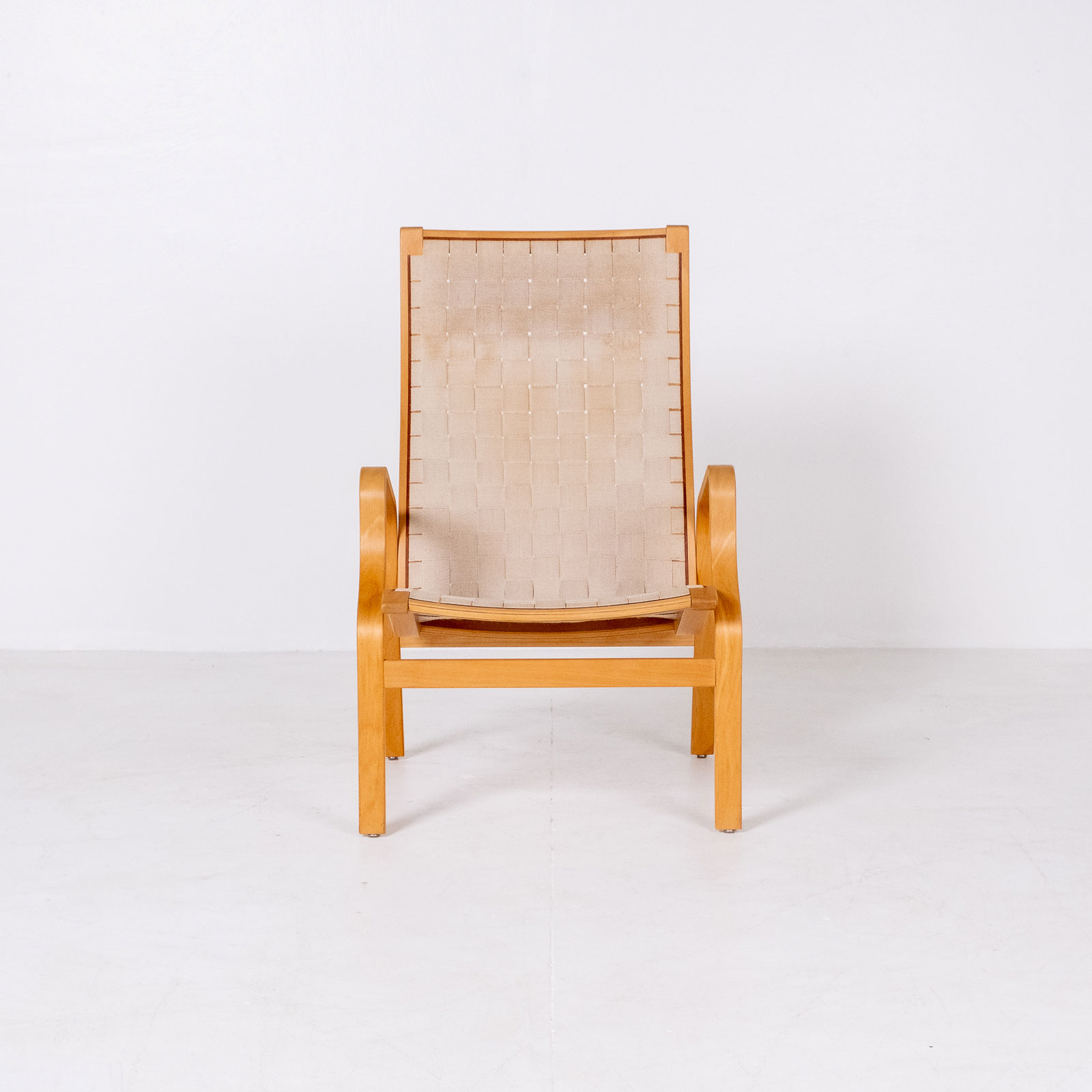 Armchair In The Style Of Bruno Mathsson, 1960s, Sweden5