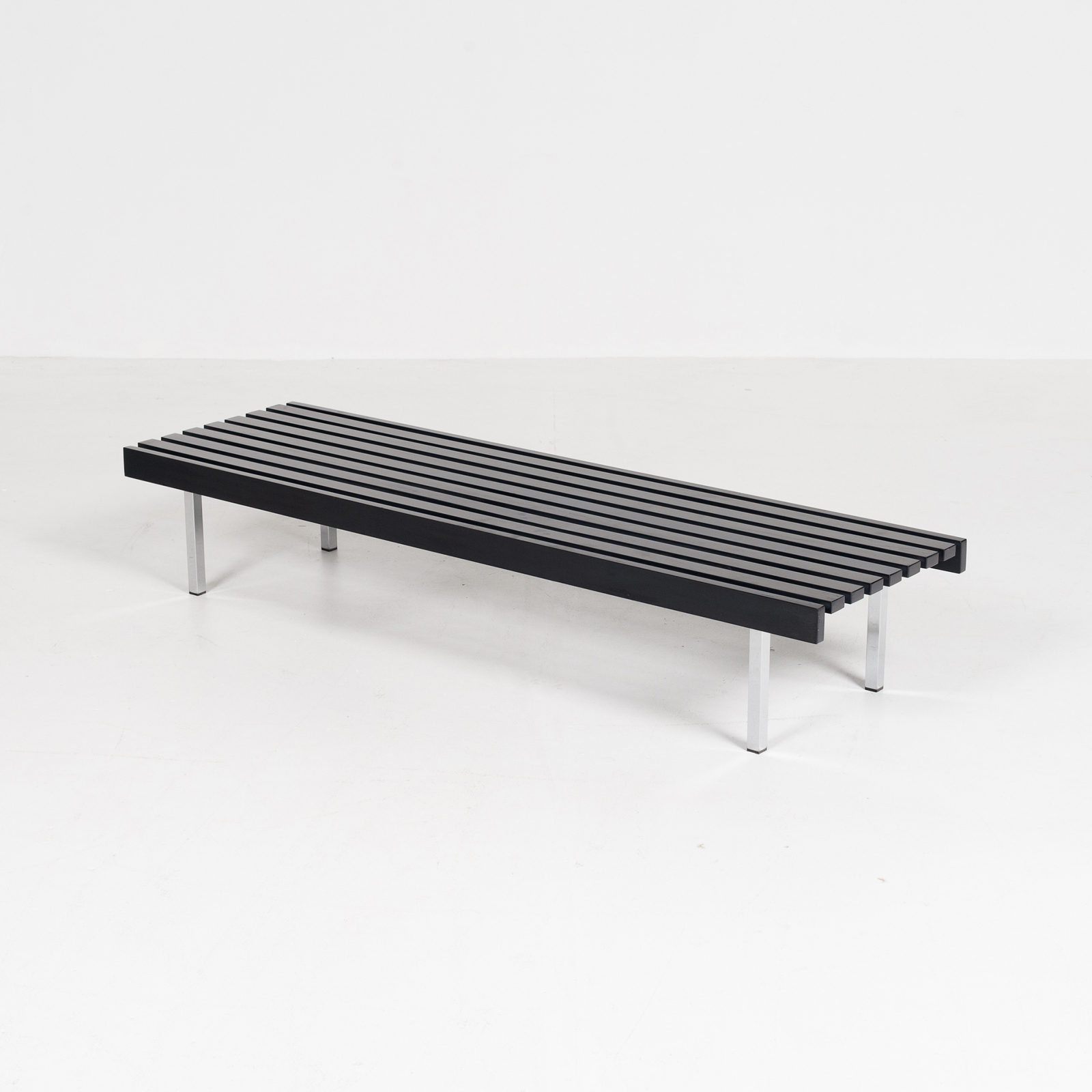 Hero Slatted Bench By 't Spectrum, 1960s, The Netherlands4