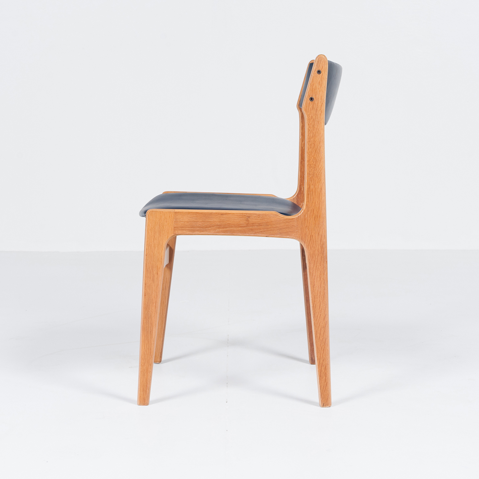 Set Of 6 Dining Chairs By Henning Kjaernulf, 1960s, Denmark5