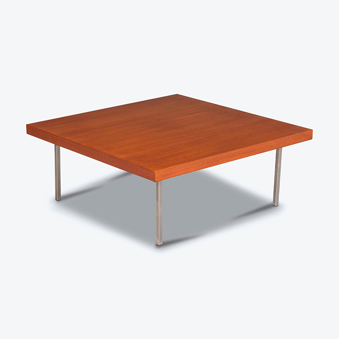 Coffee Table by Kho Liang Ie for Artifort in Teak, 1960s, Netherlands