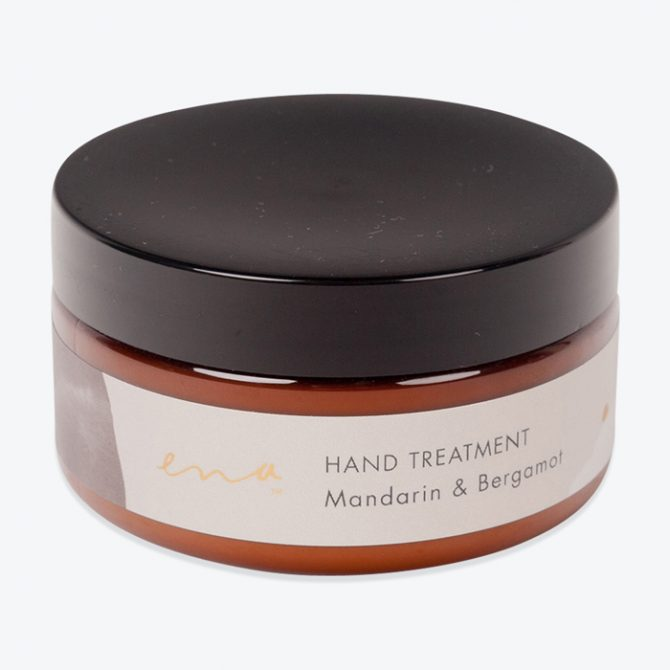 Hand Treatment in Mandarin and Bergamot by Ena